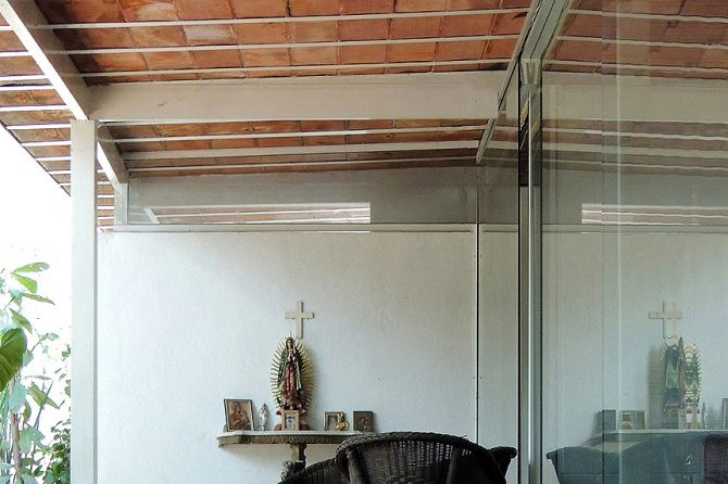 Raúl Peña Architects - Chimalacatlán 146