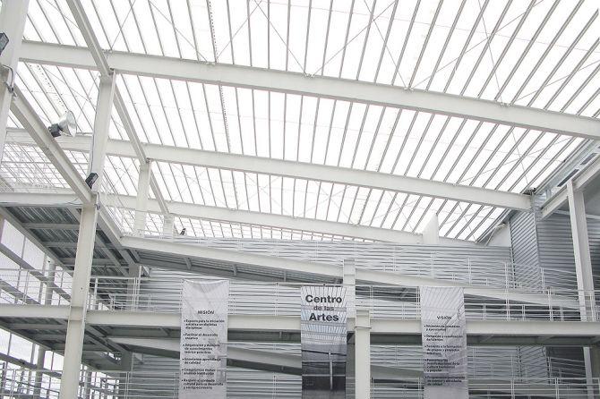 Raúl Peña Architects - Centro de Artes Santa Úrsula