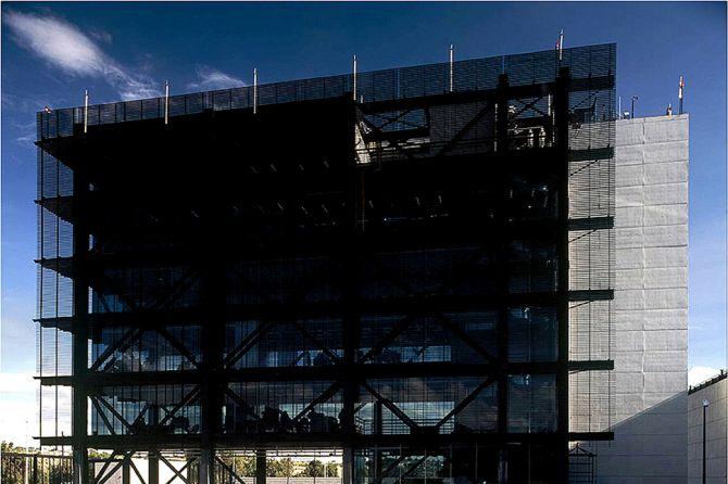 Raúl Peña Architects - Centro de Cómputo IFE