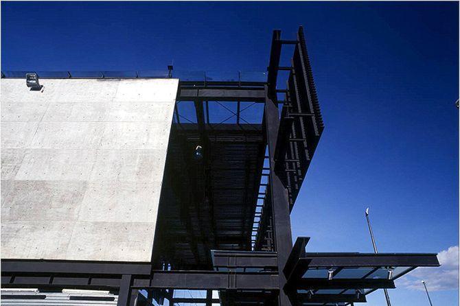 Raúl Peña Architects - Centro Nacional de Resguardo Documental