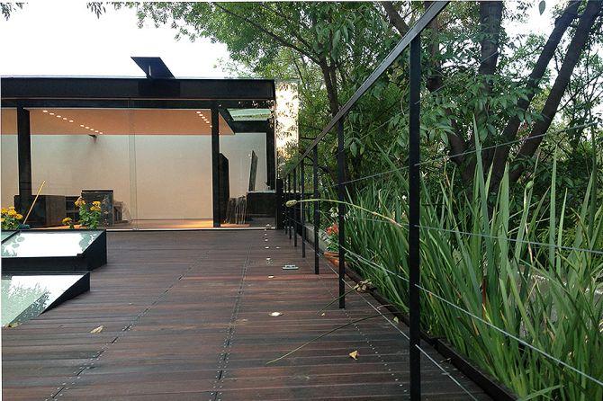 Raúl Peña Architects - Fernandez Leal 118