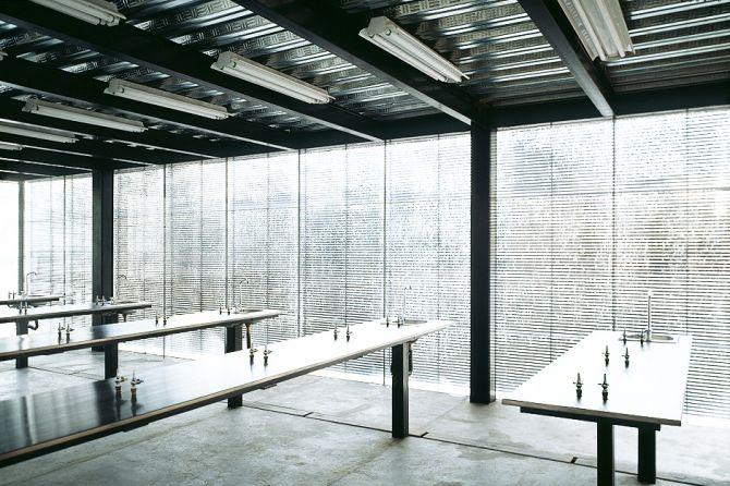 Raúl Peña Architects - Laboratorio Fundación Luz Saviñón.