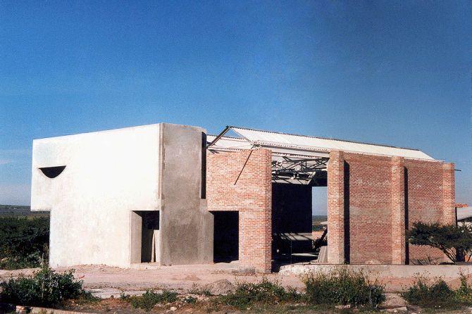 Raúl Peña Architects - Rama Verde